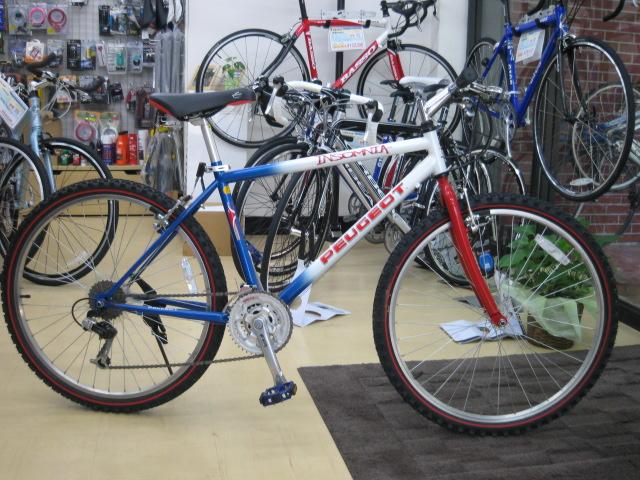 自転車の プジョー 自転車 中古 価格 : ... サイズ 430mm 価格 23,800円 税込