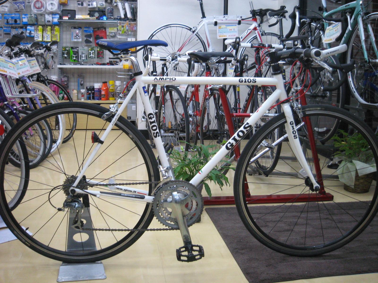 自転車の 自転車 マップ検索 : GIOSの中古フラットバーロード ...