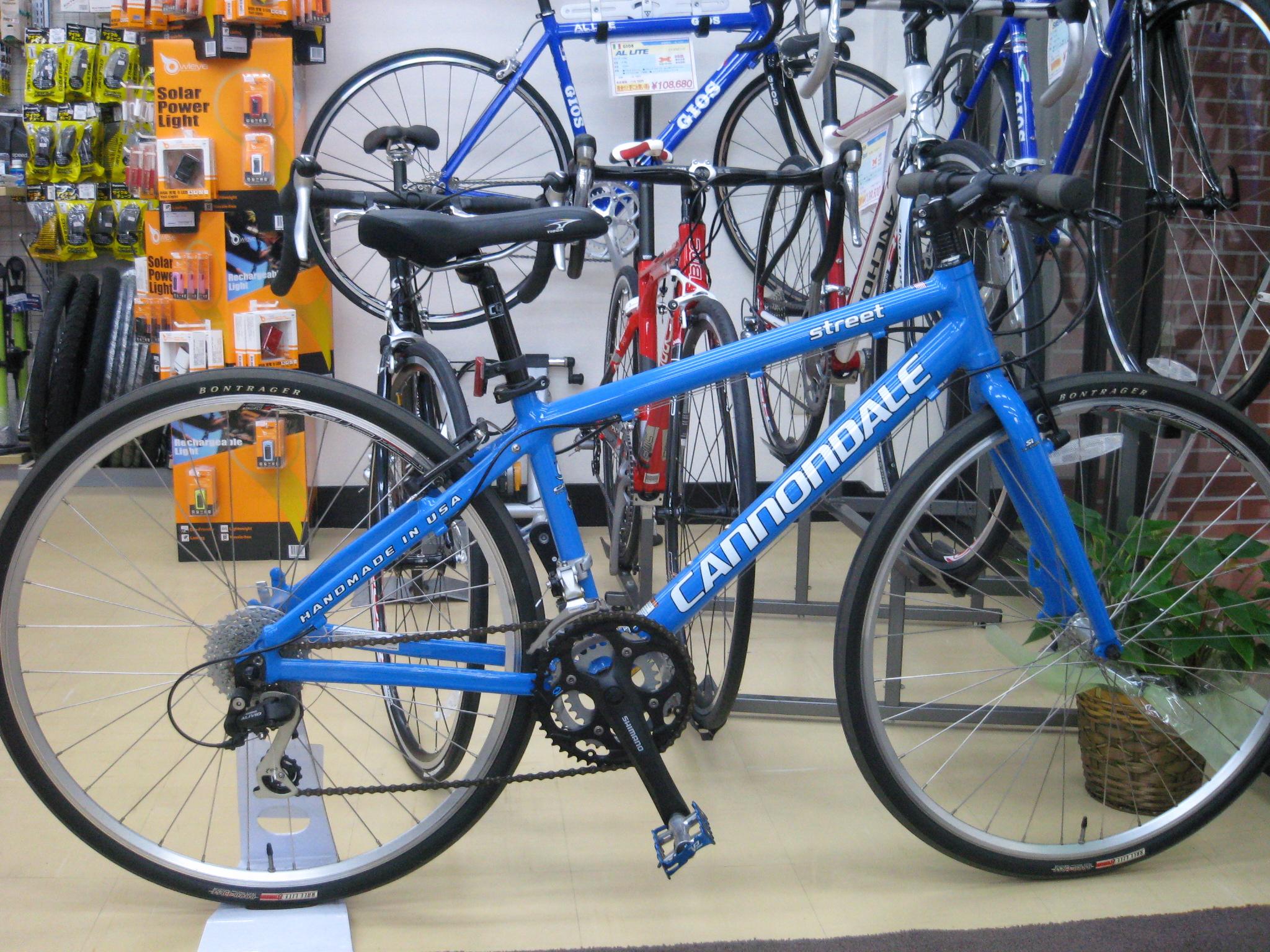 自転車の プジョー 自転車 中古 価格 : CANNONDALEの中古クロスバイク ...