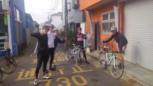 走行会 2016.4.16   自転車のこと ...